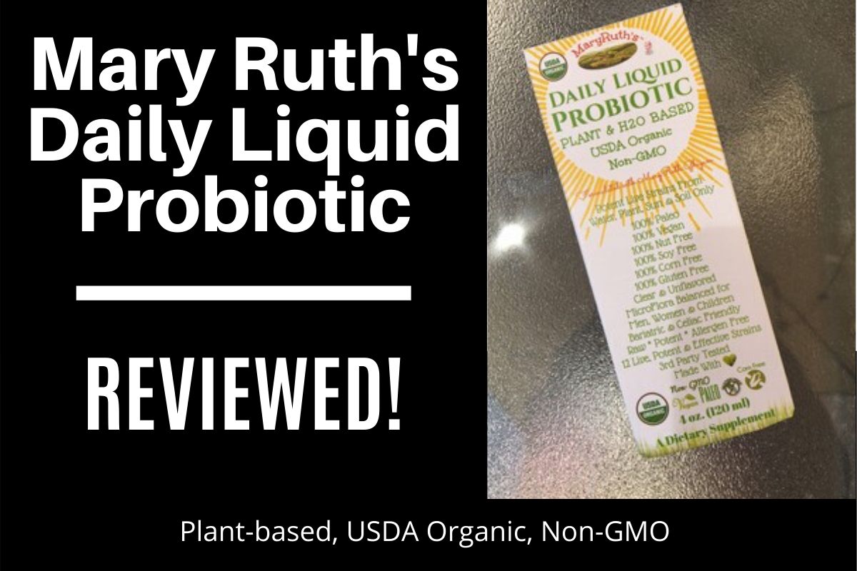 Mary Ruth's Daily Liquid Probiotic Review