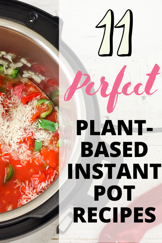 Plant-based Instant Pot recipes