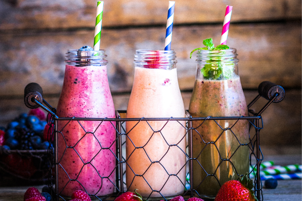 Plant-Based smoothie recipes